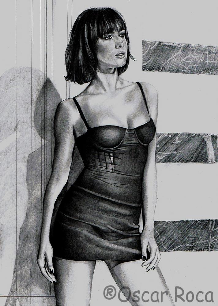 Olga Kurylenko par oscar